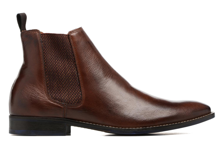 Boots en enkellaarsjes Marvin&Co Newgale Bruin achterkant