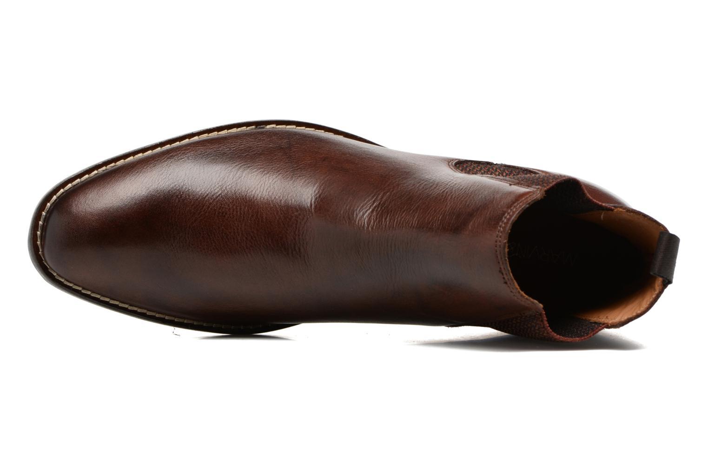 Bottines et boots Marvin&Co Newgale Marron vue gauche
