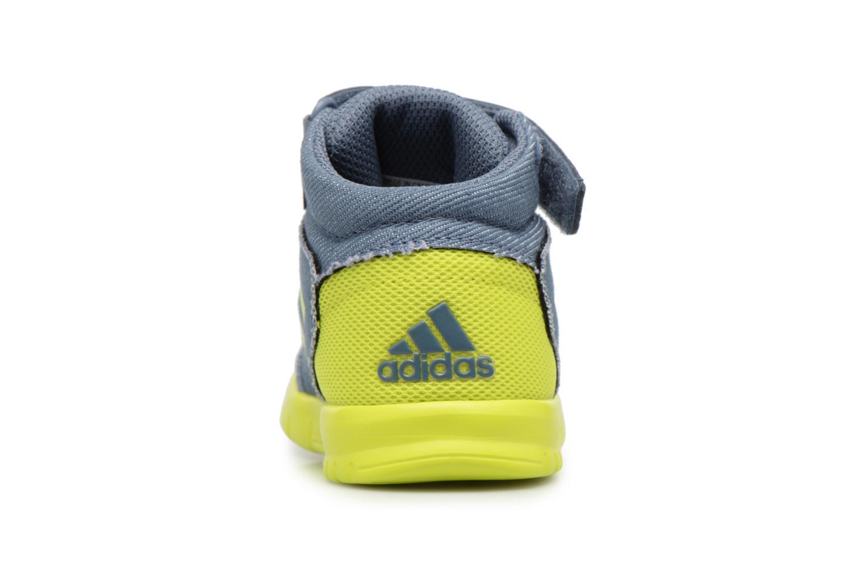 Sneakers Adidas Performance Altasport Mid El I Azzurro immagine destra
