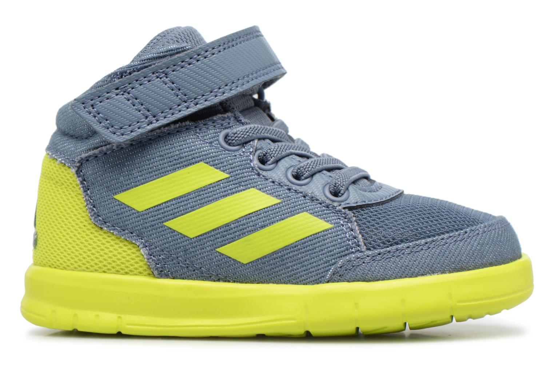 Sneakers Adidas Performance Altasport Mid El I Blauw achterkant