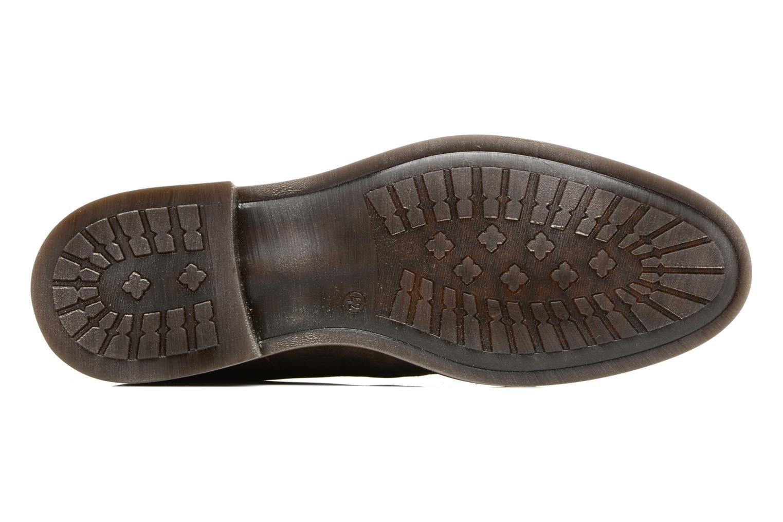 Chaussures à lacets Mr SARENZA Testu Marron vue haut