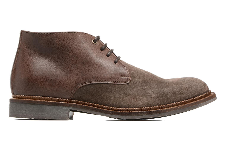 Chaussures à lacets Mr SARENZA Testu Marron vue détail/paire