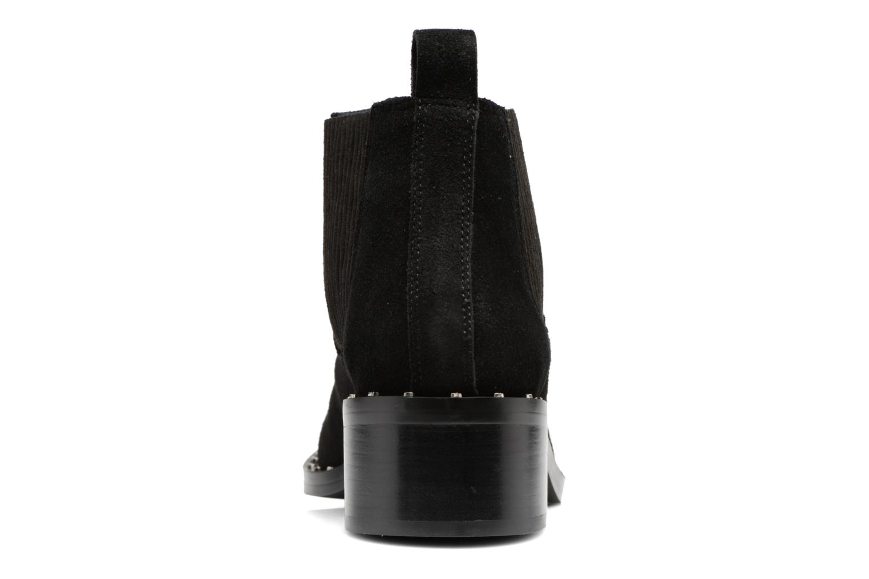 Bottines et boots SENSO Darcy II Noir vue droite