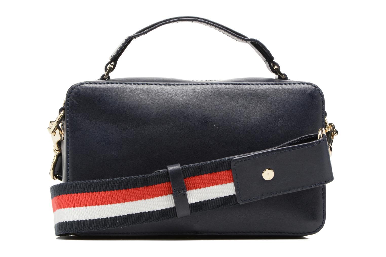 Sacs à main Tommy Hilfiger Fashion Hardware Mini Crossover Bleu vue face
