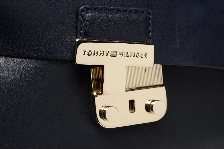 Sacs à main Tommy Hilfiger Fashion Hardware Mini Crossover Bleu vue gauche