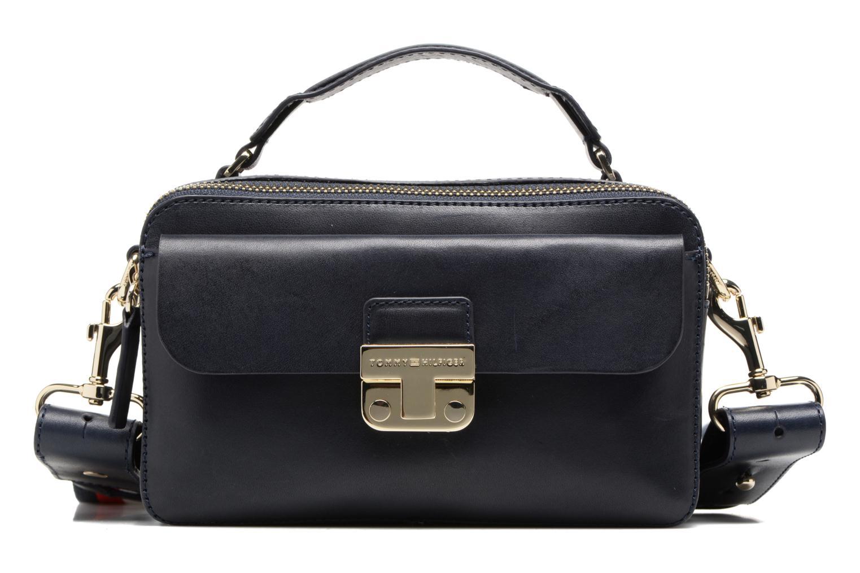 Sacs à main Tommy Hilfiger Fashion Hardware Mini Crossover Bleu vue détail/paire