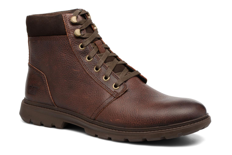 Caterpillar NYLES Marron - Livraison Gratuite avec - Chaussures Boot Homme