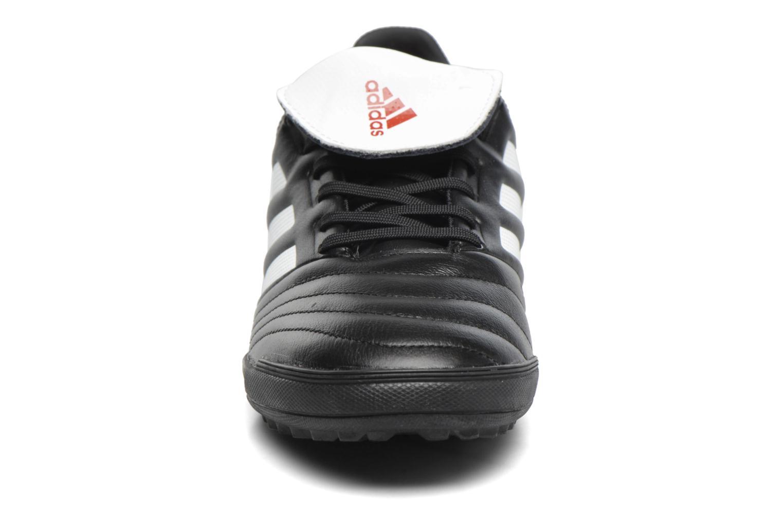 Chaussures de sport Adidas Performance Copa 17.3 Tf Noir vue portées chaussures