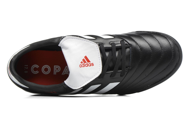 Chaussures de sport Adidas Performance Copa 17.3 Tf Noir vue gauche