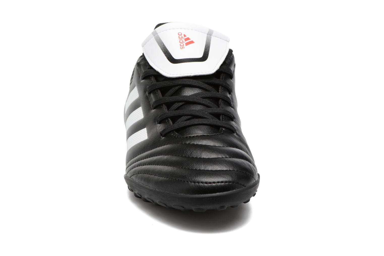 Chaussures de sport Adidas Performance Copa 17.4 Tf Noir vue portées chaussures