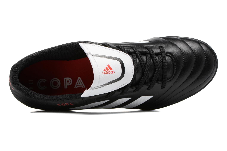 Chaussures de sport Adidas Performance Copa 17.4 Tf Noir vue gauche