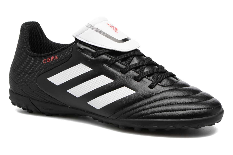 Chaussures de sport Adidas Performance Copa 17.4 Tf Noir vue détail/paire