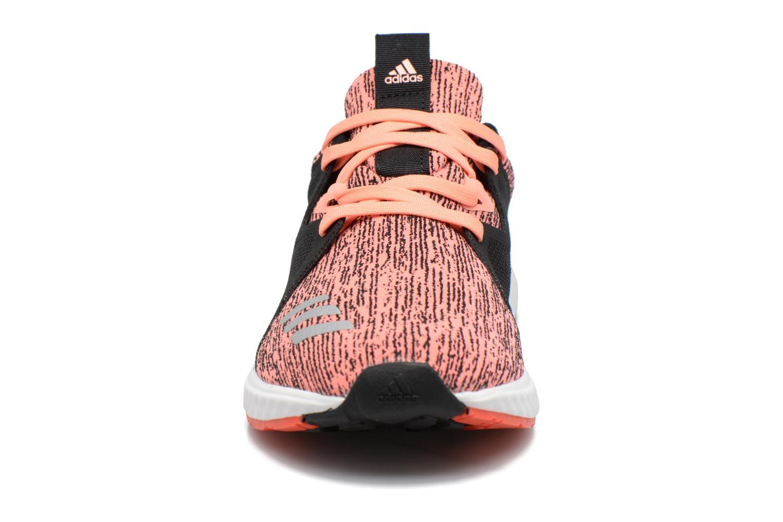 Sportschuhe Adidas Performance Edge Lux 2 W schwarz schuhe getragen