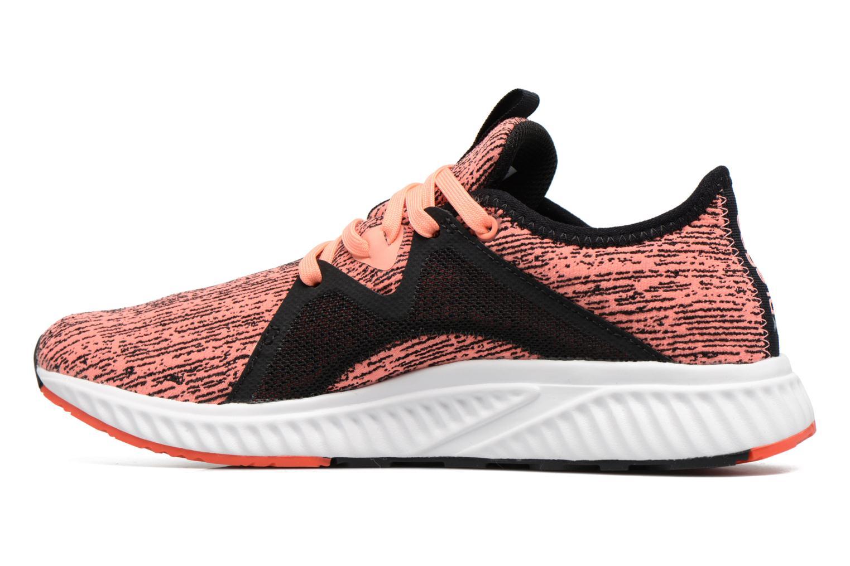 Sportschuhe Adidas Performance Edge Lux 2 W schwarz ansicht von vorne