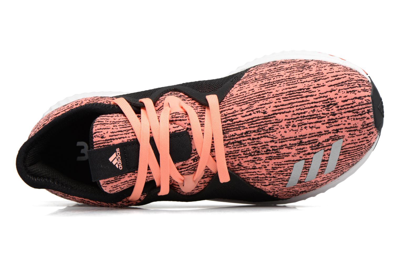 Sportschuhe Adidas Performance Edge Lux 2 W schwarz ansicht von links