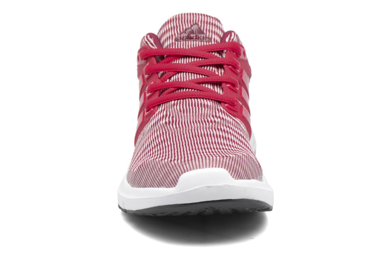 Sportschuhe Adidas Performance Energy CloudV rosa schuhe getragen