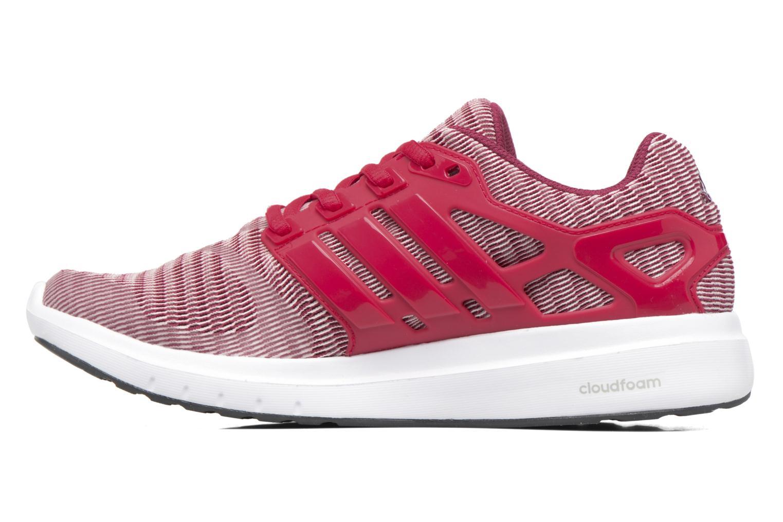 Sportschuhe Adidas Performance Energy CloudV rosa ansicht von vorne