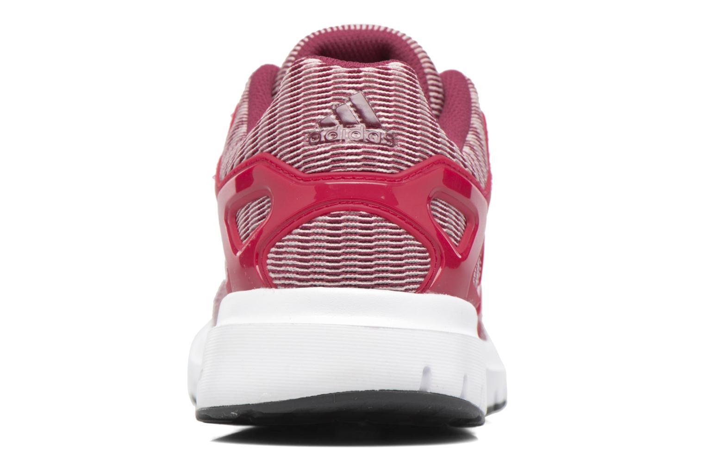 Sportschuhe Adidas Performance Energy CloudV rosa ansicht von rechts