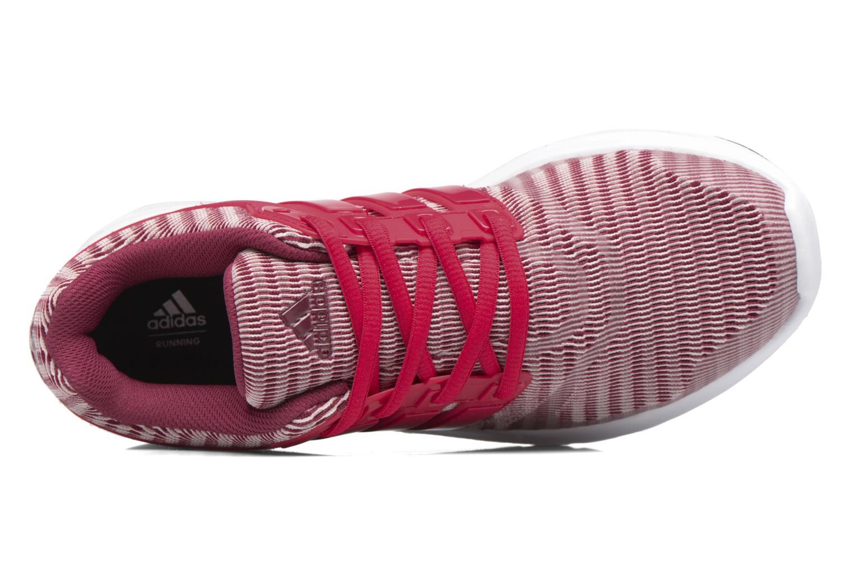 Sportschuhe Adidas Performance Energy CloudV rosa ansicht von links