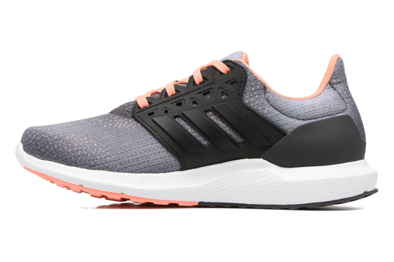 Chaussures de sport Adidas Performance Solyx W Gris vue face