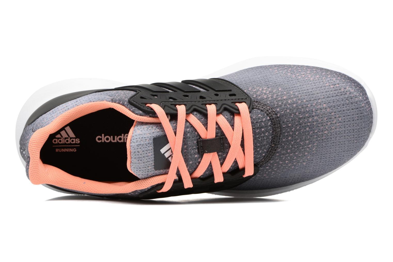 Zapatillas de deporte Adidas Performance Solyx W Gris vista lateral izquierda