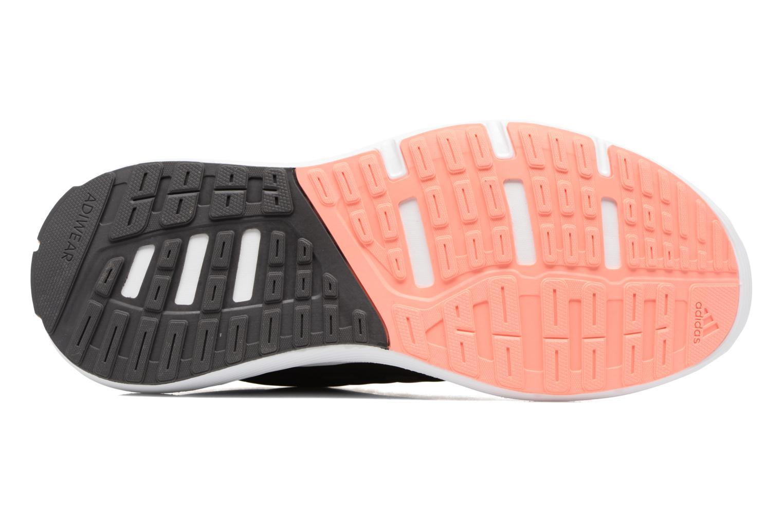 Chaussures de sport Adidas Performance Solyx W Gris vue haut