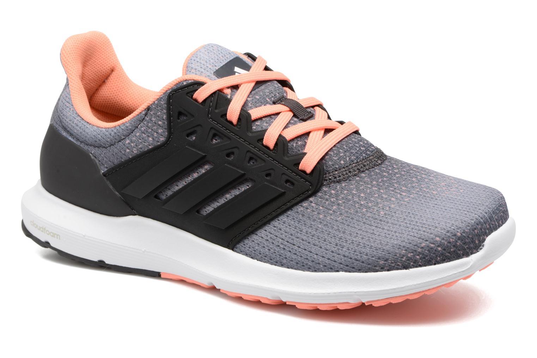 Chaussures de sport Adidas Performance Solyx W Gris vue détail/paire