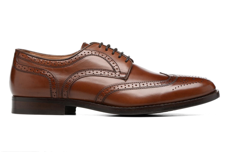 Chaussures à lacets Geox U Hampstead D  U52E3D Marron vue derrière