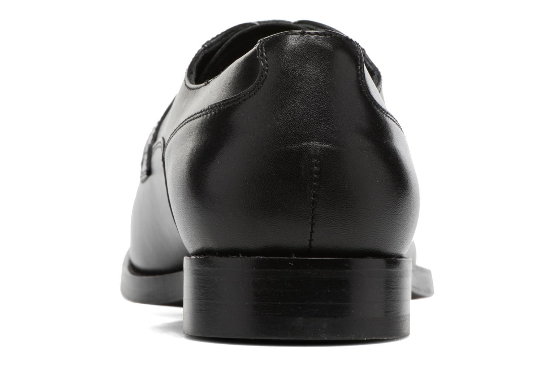 Chaussures à lacets Geox U Hampstead A U74E3A Noir vue droite