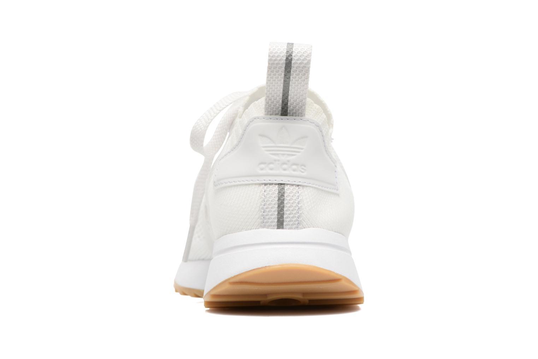 Baskets Adidas Originals Flb W Pk Blanc vue droite
