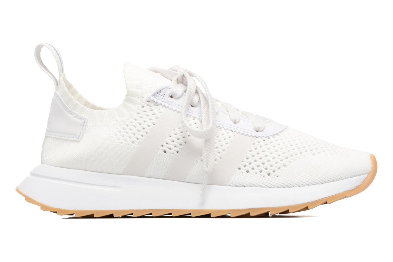 Sneaker Adidas Originals Flb W Pk weiß ansicht von hinten