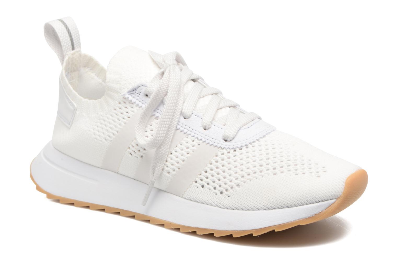 Baskets Adidas Originals Flb W Pk Blanc vue détail/paire