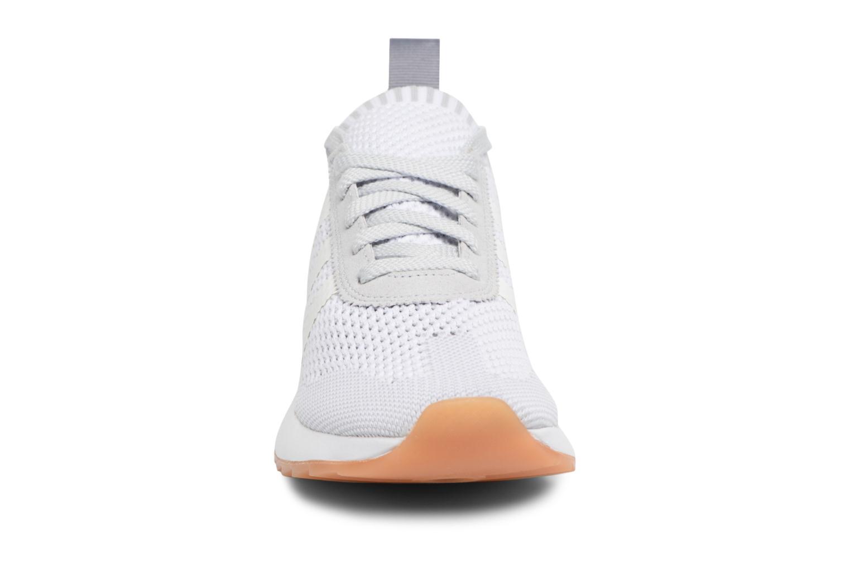 Baskets Adidas Originals Flb W Pk Gris vue portées chaussures