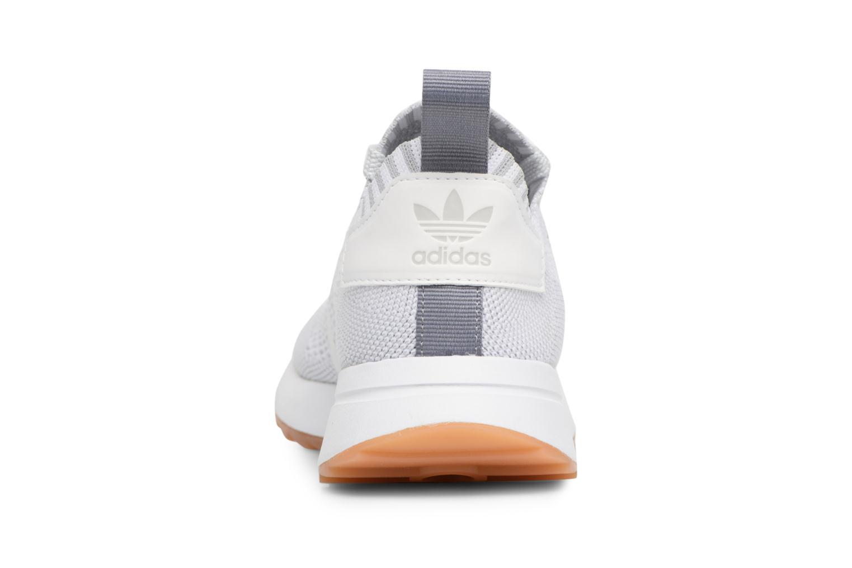 Sneakers Adidas Originals Flb W Pk Grijs voorkant