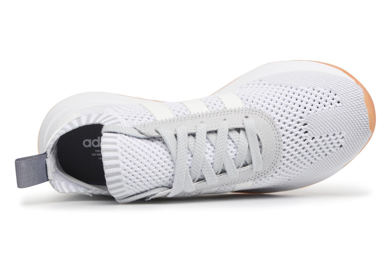 Baskets Adidas Originals Flb W Pk Gris vue derrière
