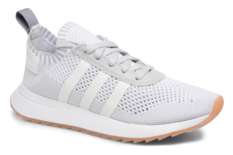 Grandes descuentos últimos zapatos Adidas Originals Flb W Pk (Gris) - Deportivas Descuento