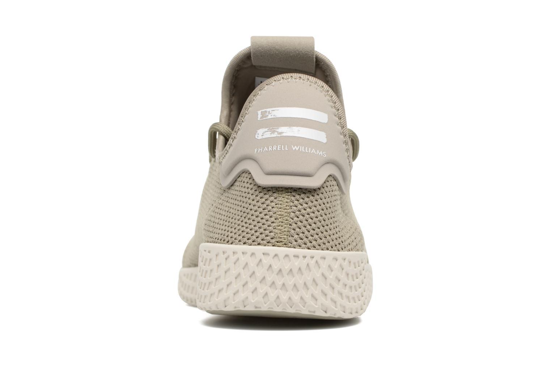 Sneakers Adidas Originals Pharrell Williams Tennis Hu Groen rechts