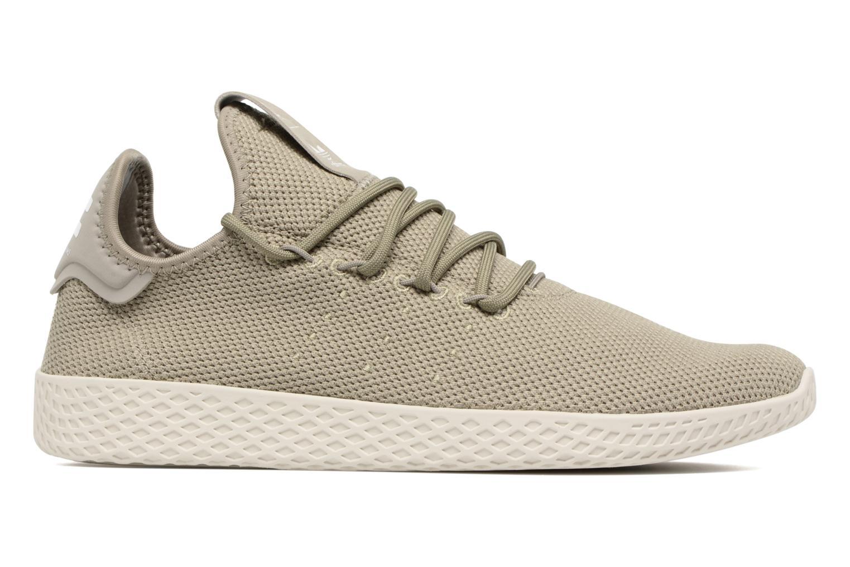 Sneaker Adidas Originals Pharrell Williams Tennis Hu grün ansicht von hinten
