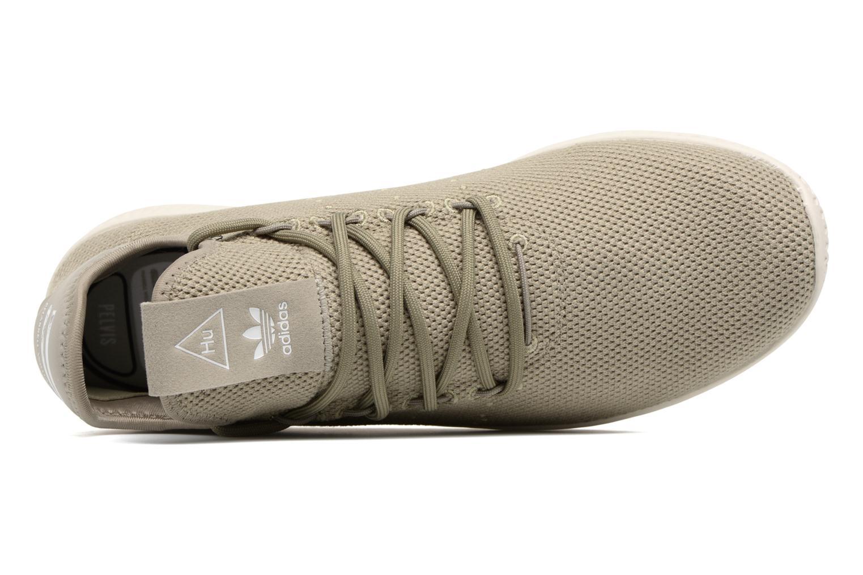Sneakers Adidas Originals Pharrell Williams Tennis Hu Groen links