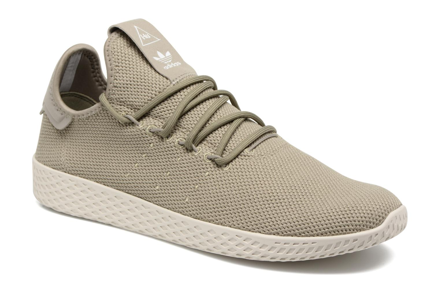 Sneaker Adidas Originals Pharrell Williams Tennis Hu grün detaillierte ansicht/modell