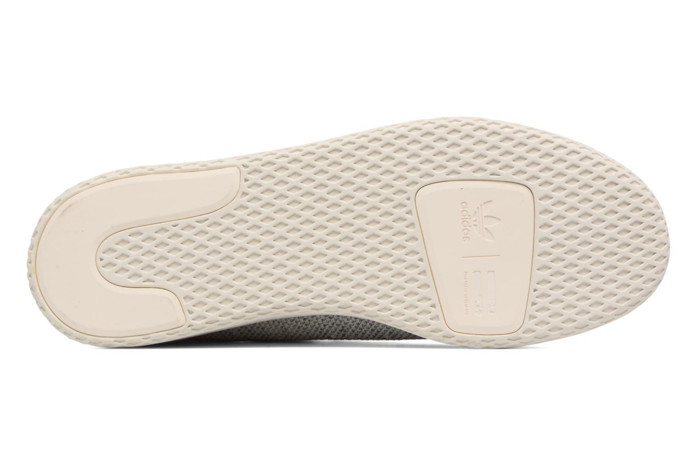 Sneaker Adidas Originals Pharrell Williams Tennis Hu grau ansicht von oben