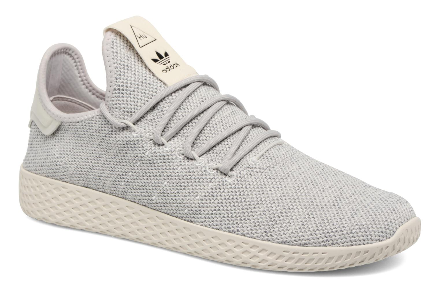 adidas Originals Pharrell Williams Tennis Hu White/Blue Textile 37 1/3 EU d7tIXXF