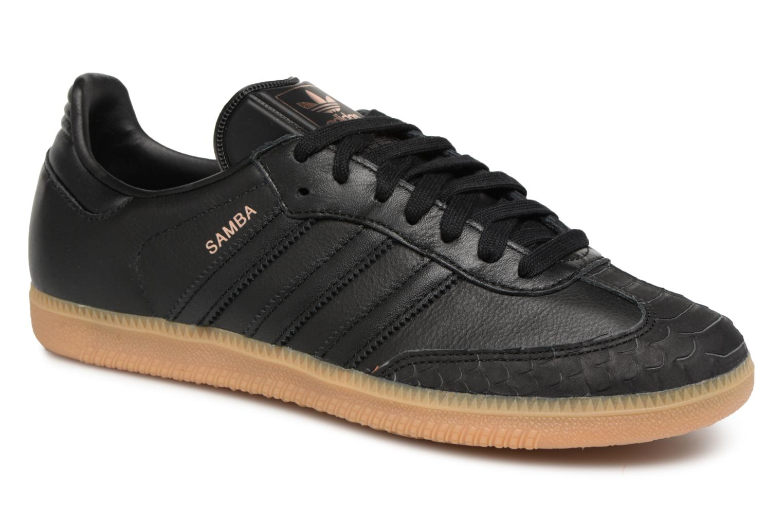 Zapatos de hombre y mujer de promoción por tiempo limitado Adidas Originals Samba W (Negro) - Deportivas en Más cómodo