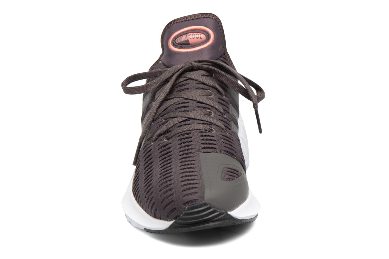 Baskets Adidas Originals Climacool 02/17 W Rose vue portées chaussures
