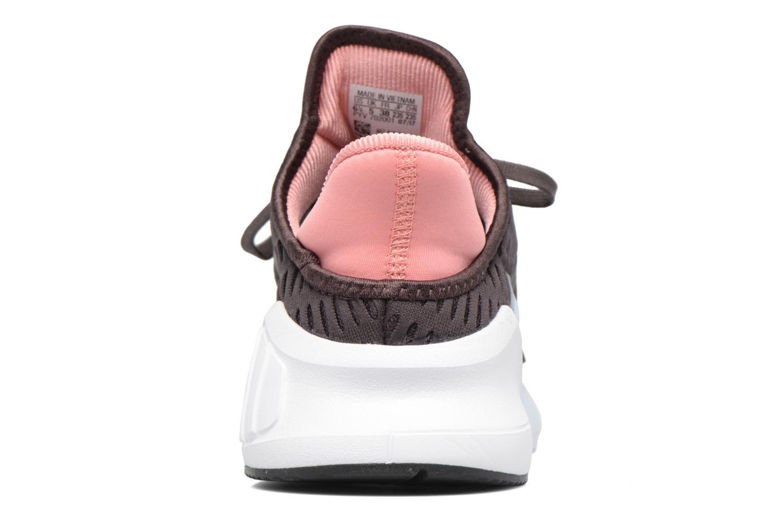 Baskets Adidas Originals Climacool 02/17 W Rose vue droite