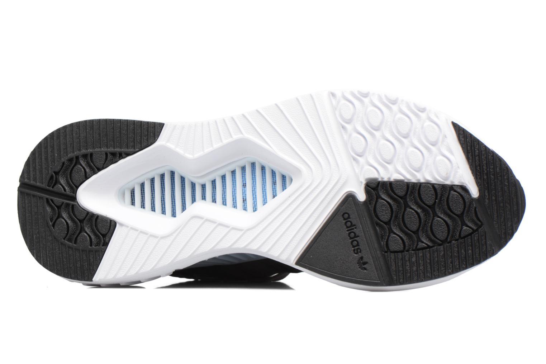 Baskets Adidas Originals Climacool 02/17 W Rose vue haut