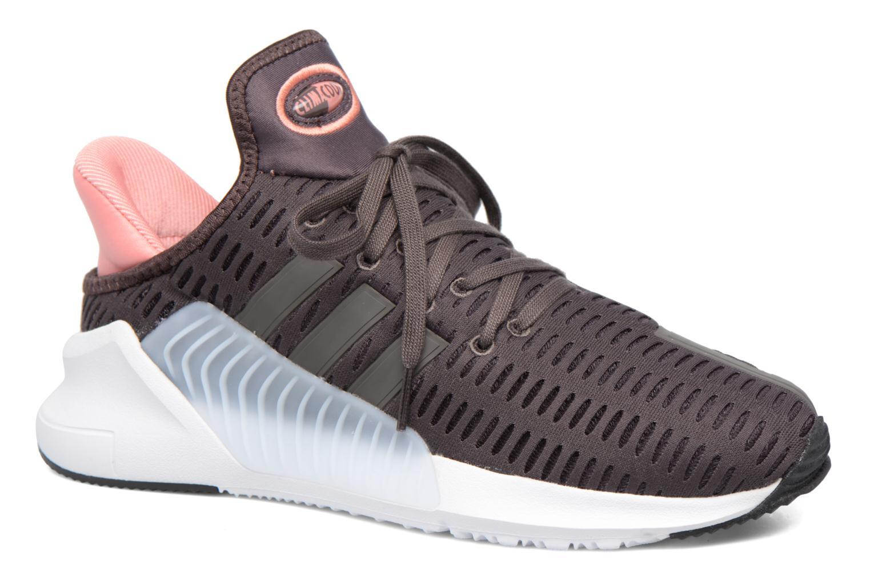 Baskets Adidas Originals Climacool 02/17 W Rose vue détail/paire