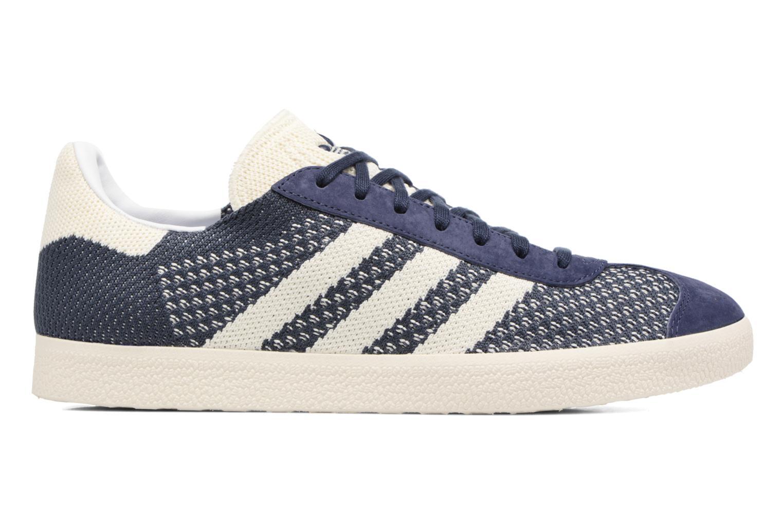 Baskets Adidas Originals Gazelle Pk Bleu vue derrière