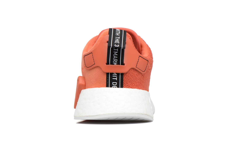 Baskets Adidas Originals Nmd_R2 Rouge vue droite