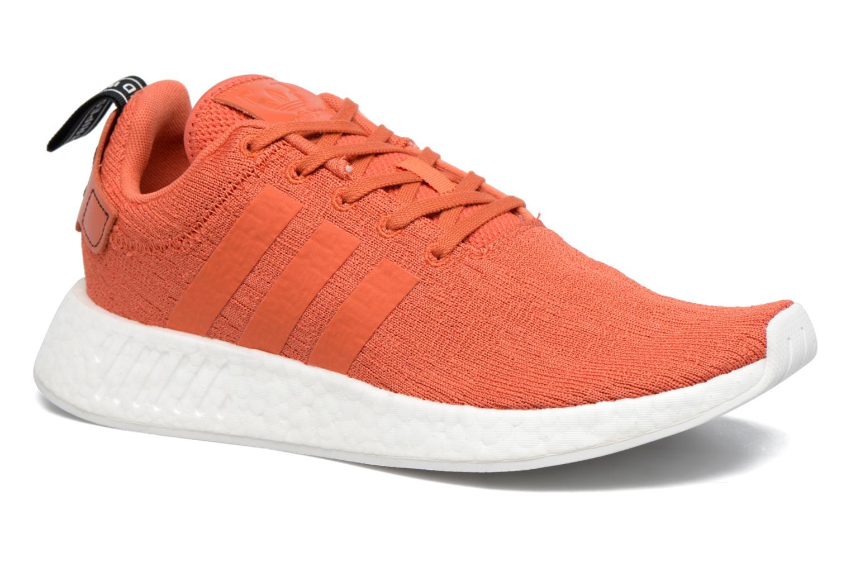Baskets Adidas Originals Nmd_R2 Rouge vue détail/paire
